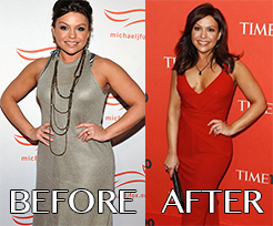 Rachel Ray weight loss